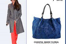 Chantal Marie Floral Bag