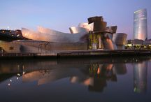 Frank Gehry / Frank Owen Gehry, CC (born Frank Owen Goldberg; 28 February 1929) is a Canadian-born American architect, residing in Los Angeles. A number of his buildings, including his private residence, have become world-renowned attractions. His works are cited as being among the most important works of contemporary architecture in the 2010 World Architecture Survey.