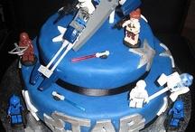 Star Wars birthday / by Kiki McVeety