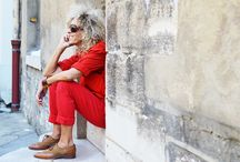 Style over 50 / Style inspiration to help you look fab in your 50's  / by Caroline Shaw Fashion Styling