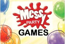 Messy party
