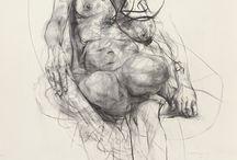 Drawings / For more art visit my website: dymanska.com