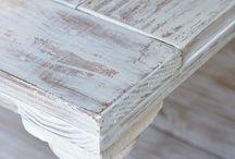 Distress wood