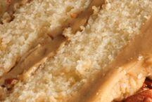 White layered cake