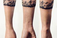 Tattoo manchette