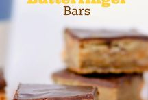 Bars and brownies / by Donna Bittiker