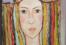 Adžana gallery / Naive art / art naif