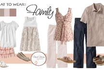 What to Wear | Family