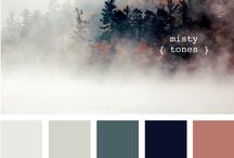 colors - nordic style