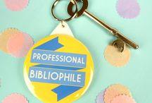 Bibliophile side :)