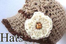 {crochet ~ hats} / by Rachelle @ Simple Stitches