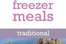 Cookin' it Up ~ Freezer Meals / by Cheryl Lambert