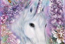 Unicorns leah