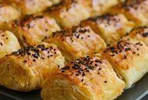 baklava yufkasında patatesli çıtır börek
