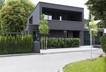 Bauhausstil Haus