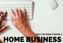 Home Business Success / Get ideas on how to succeed in your home business.