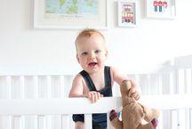 British baby room  / by Krystal Uppole