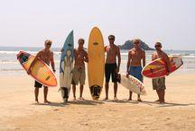 People / Viele Gesichter von Buster Surfboards