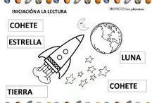 proyecto los astronautas