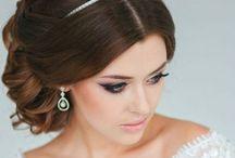 LOVE Esküvői sminkek & frizurák / Sminkek és frizuták, ha gyönyörű szeretnél lenni életed legfontosabb napján. www.love-eskuvo.hu