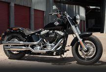 Harley Davidson / Harley Davidson ist mehr als ein Mhytos! Es ist Faszination pur!