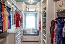 Closet Inspiration / Inspiration for your closet design and organization needs. / by Great Useful Stuff