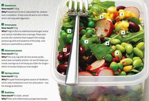 Healthy Salads / by Lisa Hunt