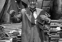 BEMIS REVIEWS BOOKS (BRB) / Devoted to the greatest book lover and most relevant librarian of all time...Henry Bemis and Romney Wordsworth.