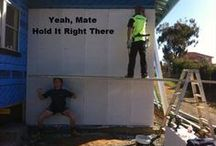 Scaffold Funnies / All things scaffold related from fantastic, fun & fails, to the down right dangerous!