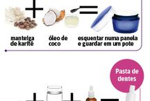 Faça seu produto natural!