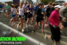 Happy Fit Marathon Training / Tips and tricks for marathon training.