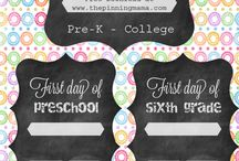 Kids - Back to School