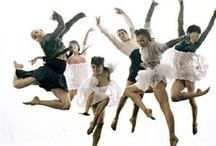 Dance is ,was and will ever be ... / by nancy taylor-klingler
