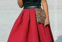 clothes / cool skirt