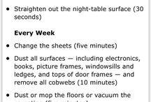 「household tips」