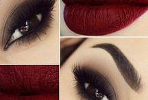 maquillajes!