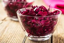 Beet Kraut: Fermented Foods for Gut Health