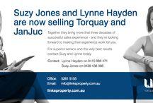 The Links Property Team / An all female team of real estate experts who love living in Torquay and Jan Juc , Australia. We are thankful everyday for the joys and benefits that come with a coastal lifestyle.