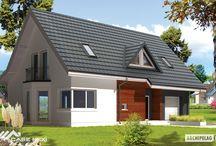 Demi G1 - Casa cu Mansarda Pe Structura Metalica