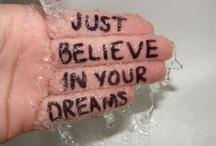 DREAM BOARD!!!
