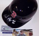 Boston Red Sox Memorabilia / Boston Red Sox Memorabilia