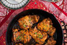 Chicken / paprika chicken