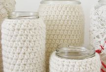 Crochet - Jars & Bottles