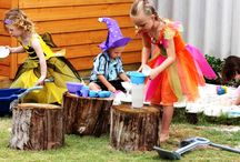Children at Play / Playing, crafts fun for kids!