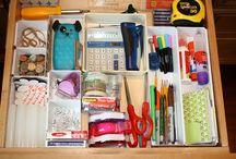 Organize me / by Jeannette Ferus