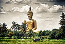 The Wonders of Thailand / Beautiful things only seen in Thailand.