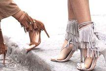 Frędzle w Casu.pl / #buty #heels #szpilki #buty #fringe #frędzle