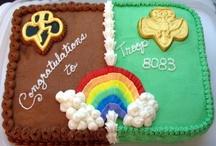 bridging cake