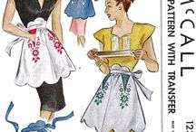Aprons / by Suzanne Davis Reed