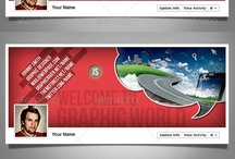 Facebook Covers / Examples of Facebook Page Timeline Covers that rock! / by Noland // High Five Media